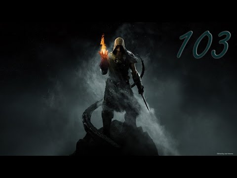 Прохождение The Elder Scrolls V: Skyrim - Часть 103 — Дом пожирателя мира (Full HD)