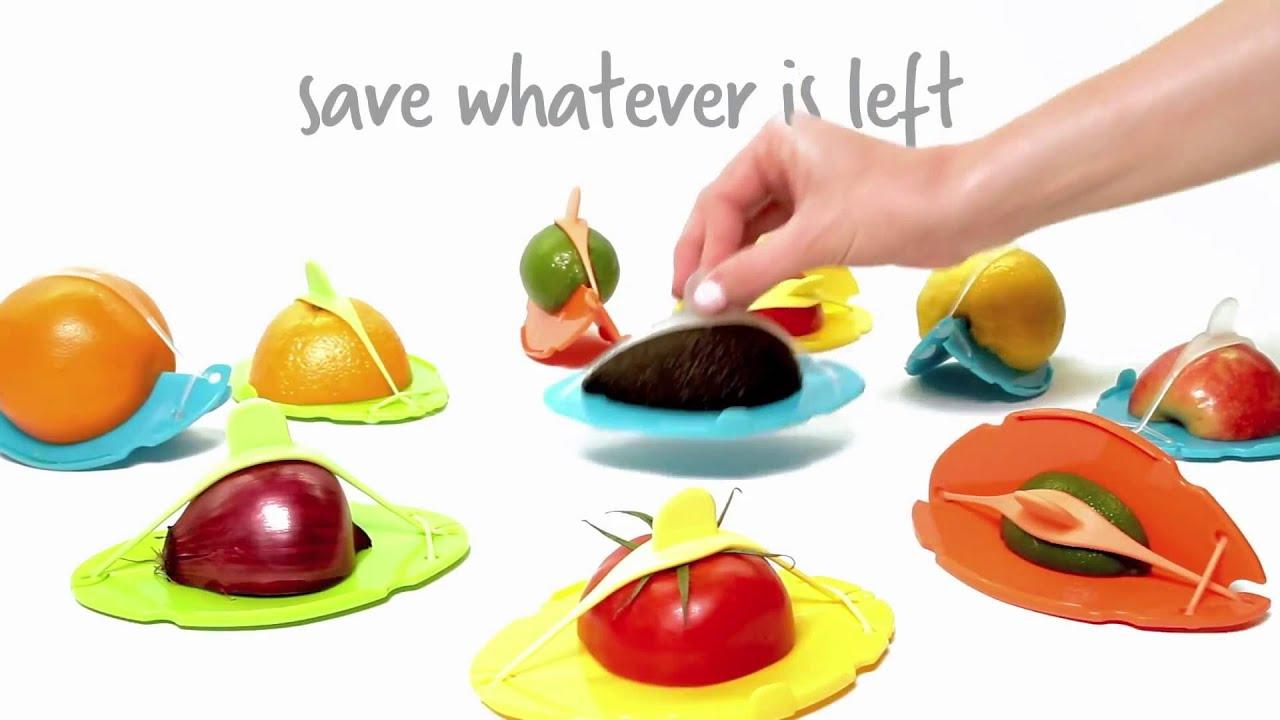 Image result for Dreamfarm Savel - Flexible Food Saver