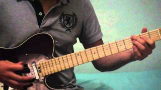 CULT OF PERSONALITY - LIVING COLOUR GUITAR COVER ANDY30