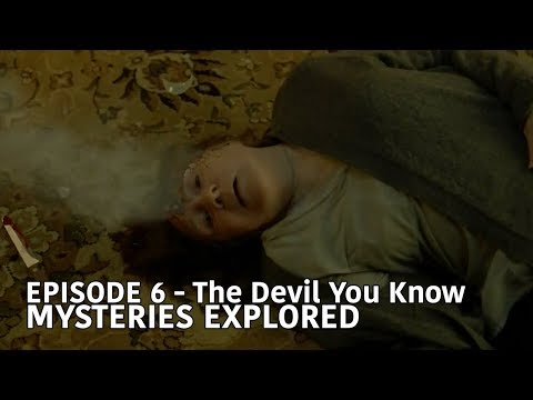 "THE MIST EPISODE 6 ""The Devil You Know"" Mysteries Explored"
