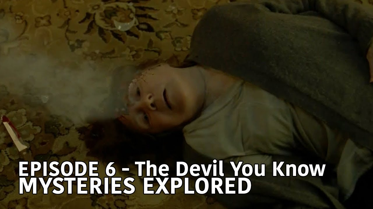 """Download THE MIST EPISODE 6 """"The Devil You Know"""" Mysteries Explored"""