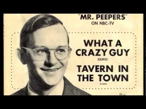 What A Crazy Guy  / There Is A Tavern In The Town - Wally Cox