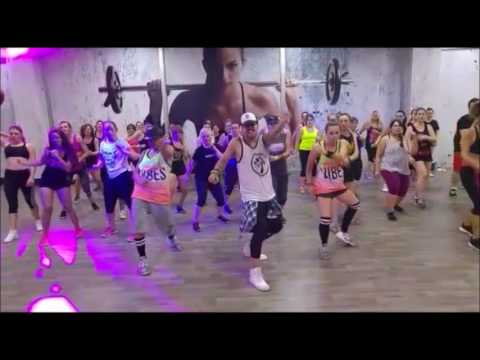 Voodoo Song - Willy William - Coreo Dan Puche - Zumba Fitness - junto Toni Torres y Sylvia AR