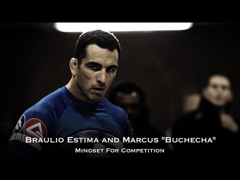 "Marcus ""Buchecha"" Almeida and Braulio Estima Talk Mindset for Jiujitsu Competition"