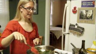 Grow. Cook. Eat. - Bok Choy Udon Noodle Soup