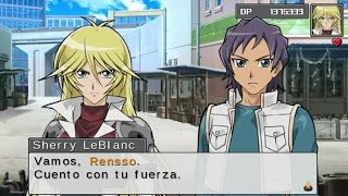 Yu-Gi-Oh! 5Ds Tag Force 5 - Sherry LeBlanc Modo Historia Evento 1