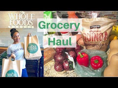 Vegan Grocery Haul || Gluten Free & Soy Free