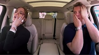 Jennifer Lopez KILLS Carpool Karaoke & Texts Leo DiCaprio!