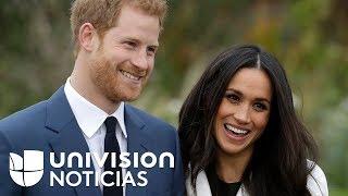 Ventas, recuerdos y música: así celebran con anticipación la boda del príncipe Harry y Meghan Markle