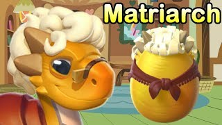 How to Breed the MATRIARCH DRAGON! Dragon Mania Legends (DOTW Breeding Guide July 24-30th)