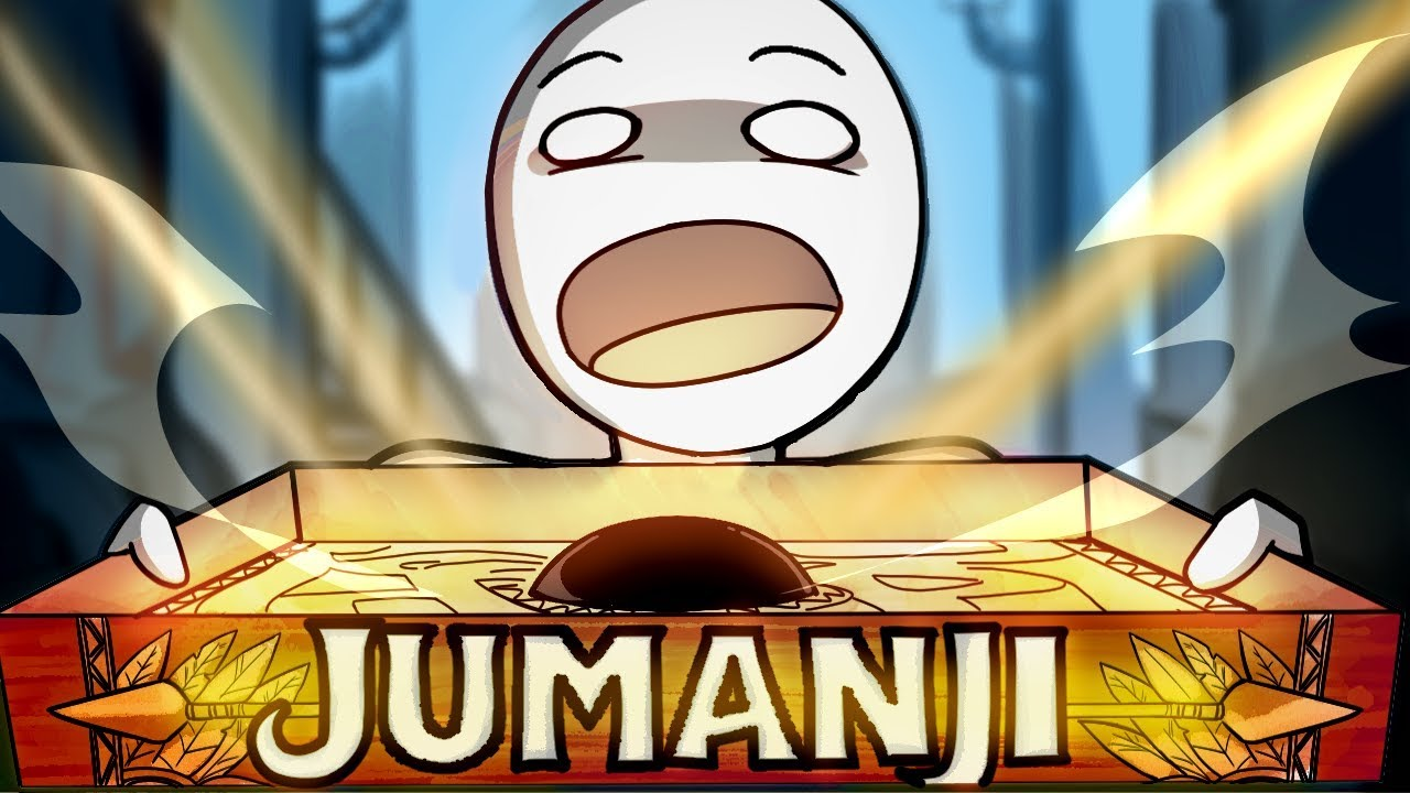 By the way, Can You Survive Jumanji?