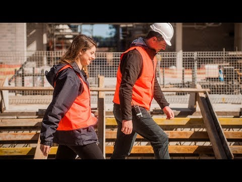 Christelle's story - Bachelor of Applied Science (Construction Management)