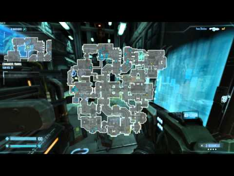 NS2 -  Marine Gameplay - Tram - Build 228