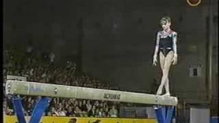 Sabina Cojocar - 2001 Goodwill Games AA - Balance Beam