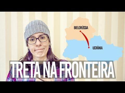 Problema  na imigração na fronteira da Bielorrússia com a Ucrânia - Ep. 15 -  Nômade Digital