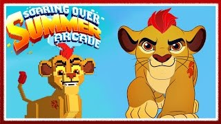 The Lion Guard- Soaring Over Summer Arcade - Disney Junior App