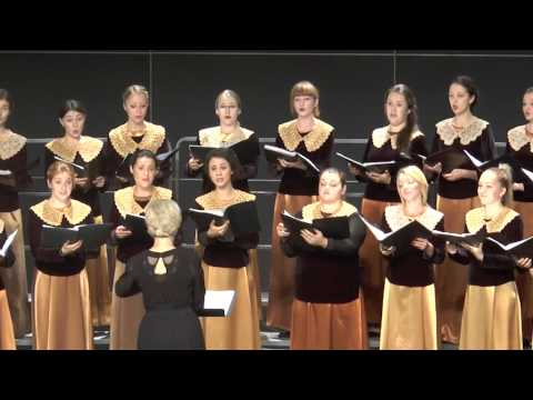 DUO SERAPHIM CLAMABANT, Tomas Luis de Victoria - FEMALE CHOIR OF KIEV GLIER INSTITUTE OF MUSIC