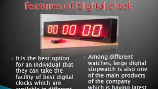 Purchase the Countdown Clocks at an Affordable rate