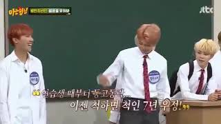 170923 Rap Monster Rapping BTS On Knowing Brother