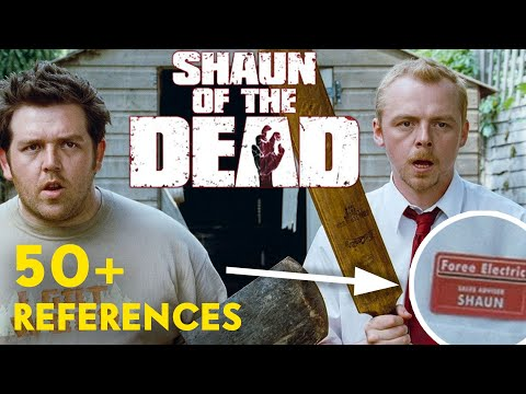Every Reference In Shaun Of The Dead | Vanity Fair