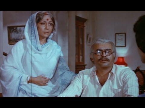 Mala Sinha is separated from Sanjeev Kumar - Zindagi