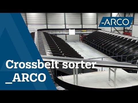 ARCO -  Crossbeltsorter