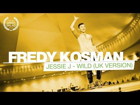 GREEK SALAD Dance Camp'14. Fredy Kosman [Jessie J - Wild (UK Version)]