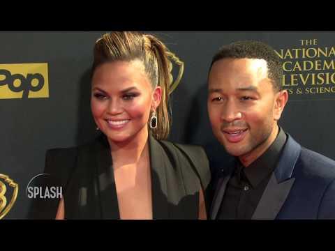 Chrissy Teigen and John Legend have matching tattoos | Daily Celebrity News | Splash TV Mp3