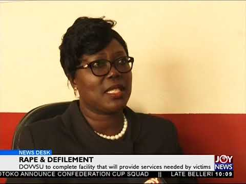 Rape & Defilement - News Desk on Joy News (4-1-18)