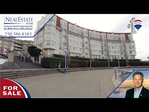 Waterfront Condo for sale in Victoria BC welcome to 118-10 Paul Kane Place