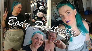 Shopping in Oslo & Body Positivity Event | VLOG