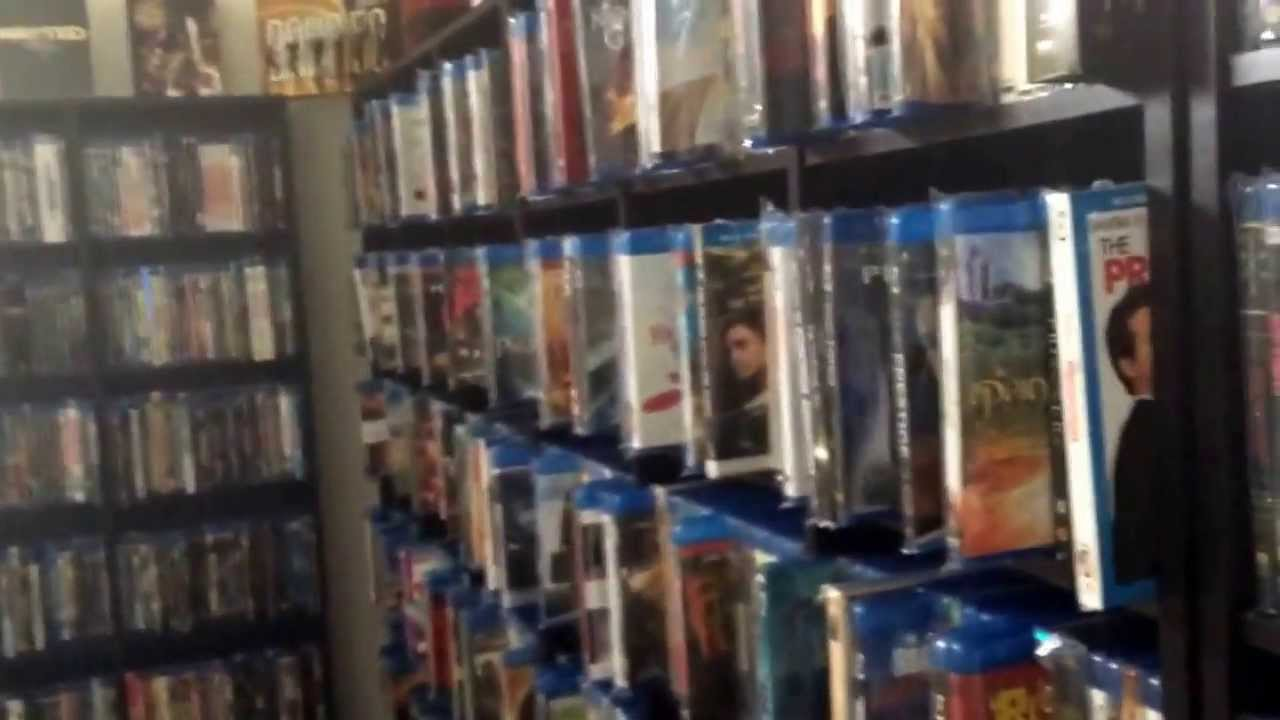 How Do You Organize Your Blu Ray And Dvd Collections Movies With The At Beginning Of Name