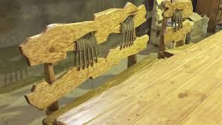 KWA-GOLD мебель под старину егерь обзор