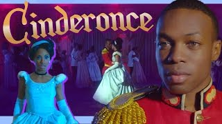 Cinderonce by Todrick Hall follow @toddyrockstar on instagram