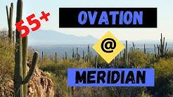 Ovation at Meridian; 55+ communities in queen creek az