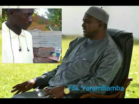 President Adama Barrow's Exclusive Interview On Eye Africa TV