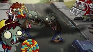 Plants and Zombies 2 Childrens Day Official Funny Animated Movie 《植物大战僵尸2》