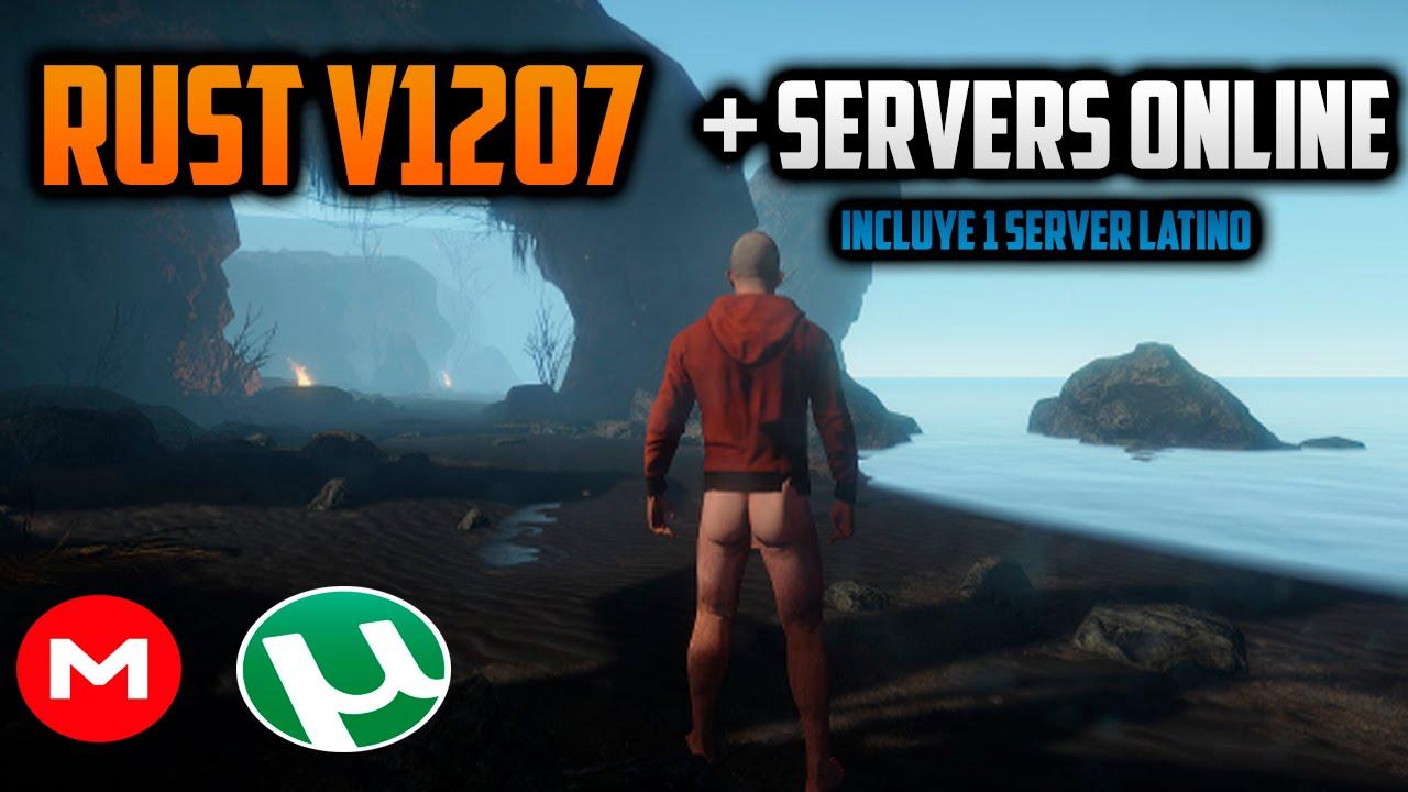 Скачать rust сервер через торрент