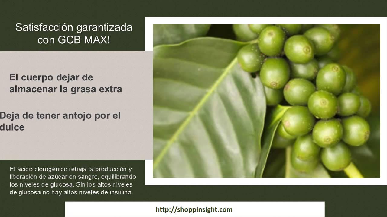 píldoras de extracto de café verde uk