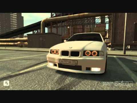 GTA 4 Drift School - Part 1