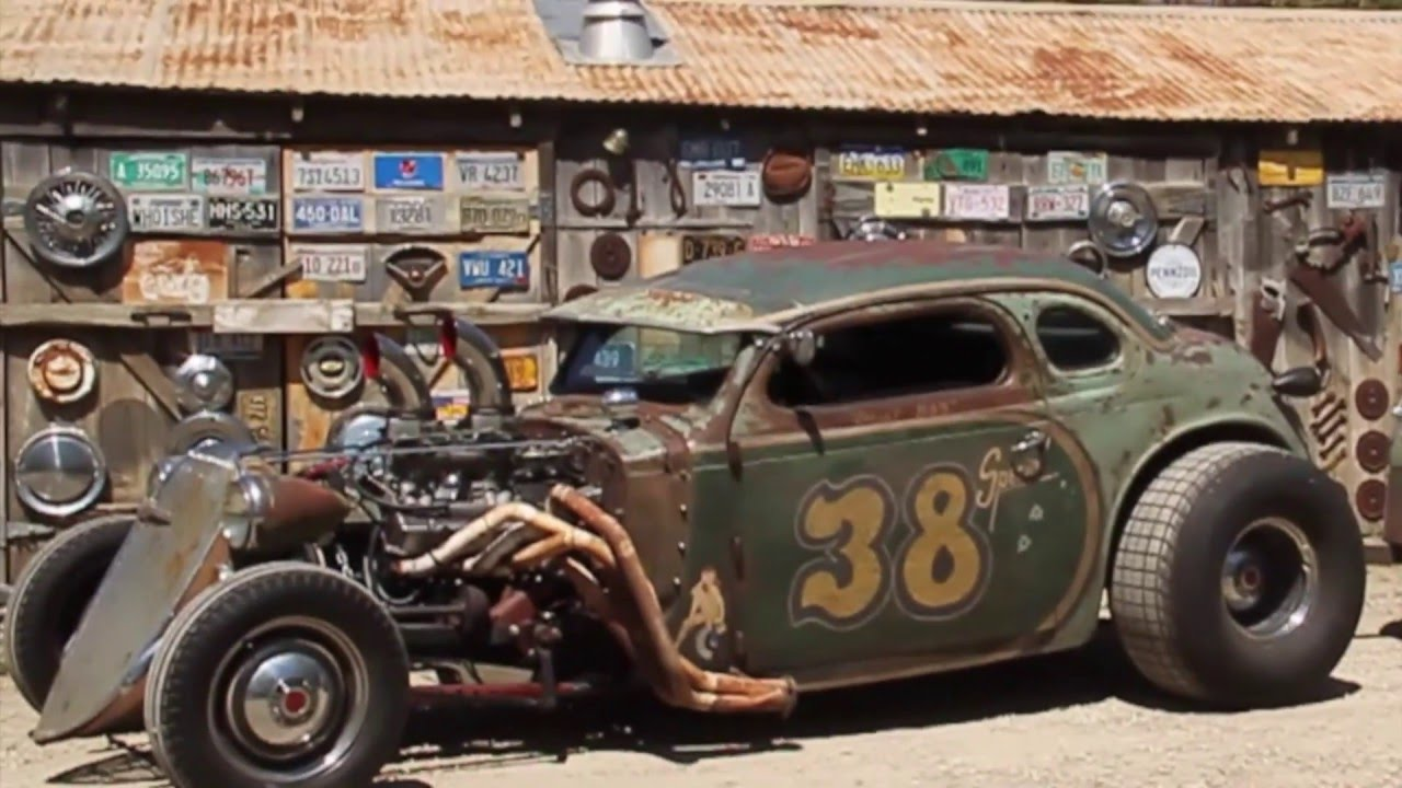 Old Guy Hot Rods- 38 Special - YouTube