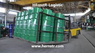 Металлические бочки производство HErnstR-Logistic(ООО