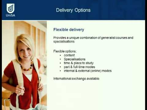 Business Administration 2012 Overview - University of South Australia
