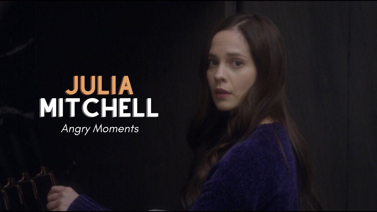 Download Julia Mitchell angry moments   Gabriel's Inferno   Edit