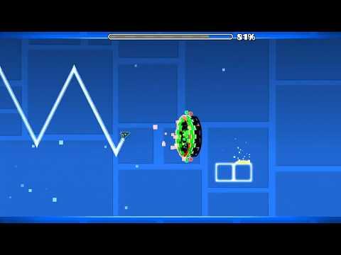 Alan Walker - Alone Simple Layout (Geometry Dash 2.1 (Noclip))