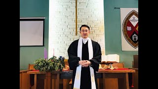 """YUM Sunday Worship. Jan. 10, 2021 """"The People Guided by the Holy Spirit: Simeon"""" Rev. Andrew K. Lee"""