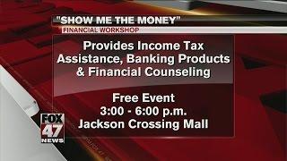 Financial Workshop To Be Held In Jackson... @ www.StoryAt11.Net