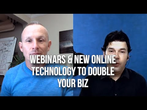 Greatness Quest 250: Webinars & New Online Technology to Double Your Biz