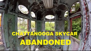Abandoned Mt. Aetna / Raccoon Mountain Sky Tram