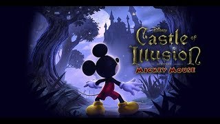 Castle of Illusion starring Mickey Mouse (Remake) Прохождение (PC Rus)